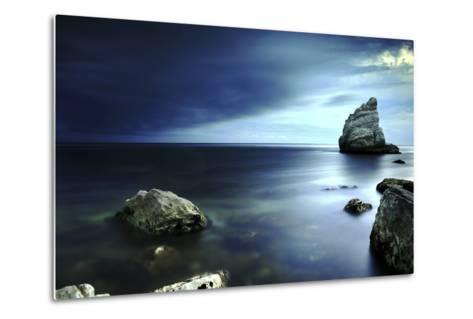 Sail Rock, Conero National Park, Marche, Italy-ClickAlps-Metal Print