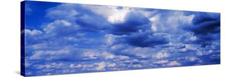 Storm Clouds in the Sky--Stretched Canvas Print