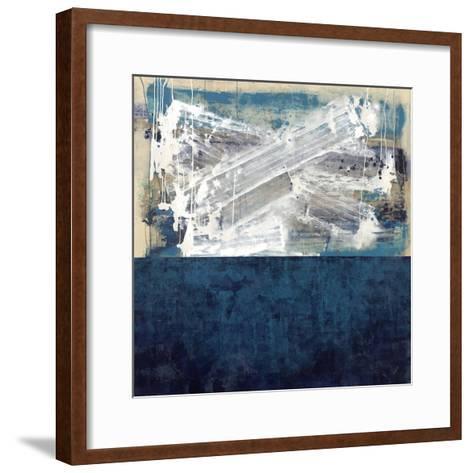 Blue Wash-Kari Taylor-Framed Art Print