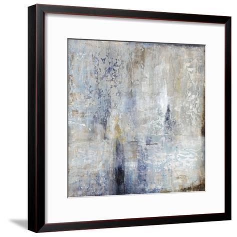 Blue Song-Alexys Henry-Framed Art Print