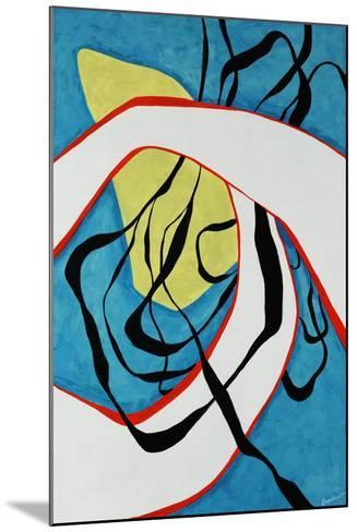 Blue Scene-Jolene Goodwin-Mounted Giclee Print