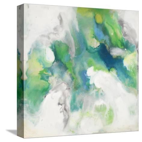 Green Ethos II-Joshua Schicker-Stretched Canvas Print