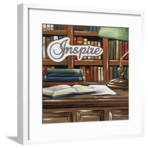 Happy Home V-Sydney Edmunds-Framed Art Print