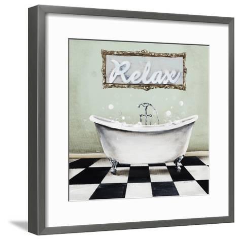 Happy Home I-Sydney Edmunds-Framed Art Print