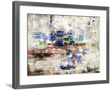 Open Waters-Alexys Henry-Framed Art Print