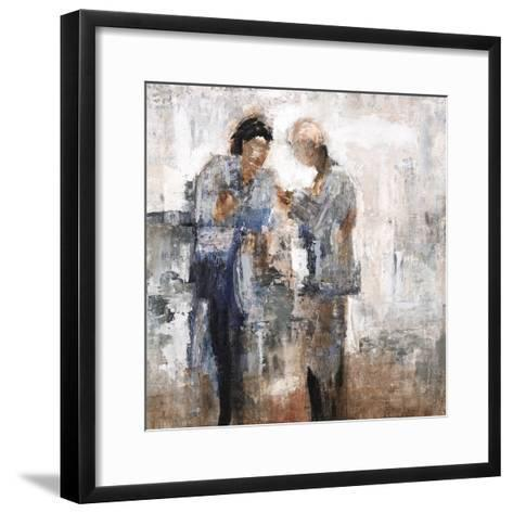 On To The Next-Alexys Henry-Framed Art Print