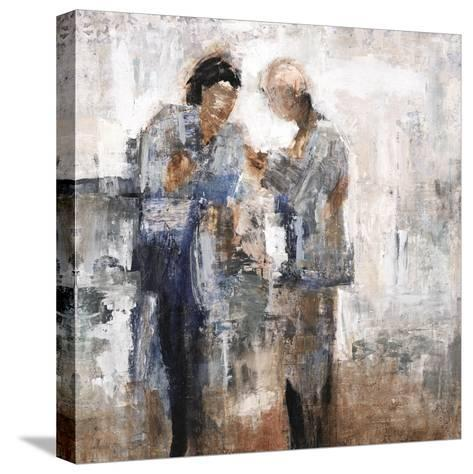 On To The Next-Alexys Henry-Stretched Canvas Print