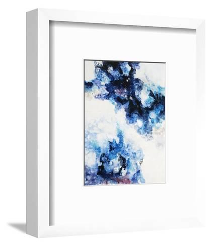 Glacier Blue III-Farrell Douglass-Framed Art Print