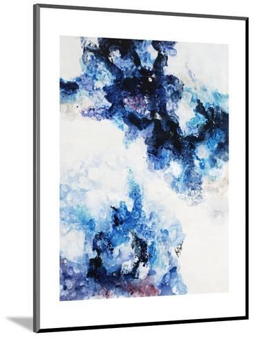 Glacier Blue III-Farrell Douglass-Mounted Giclee Print