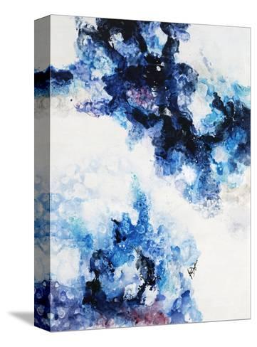 Glacier Blue III-Farrell Douglass-Stretched Canvas Print