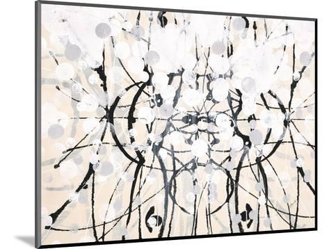 Orbital Bliss-Sydney Edmunds-Mounted Giclee Print