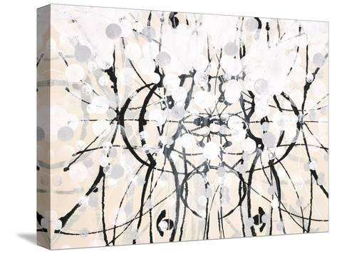 Orbital Bliss-Sydney Edmunds-Stretched Canvas Print