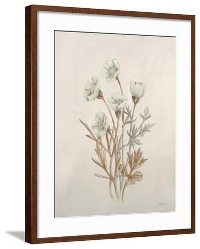 Botanicals IX-Rikki Drotar-Framed Art Print