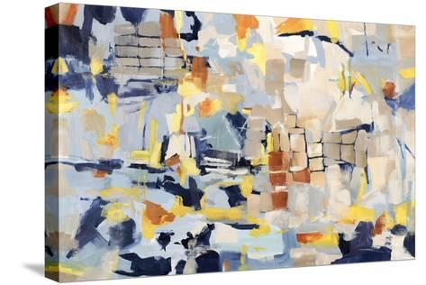 Booked-Jodi Maas-Stretched Canvas Print