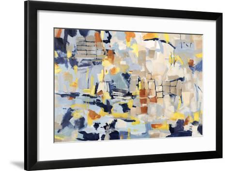 Booked-Jodi Maas-Framed Art Print