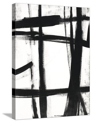 Expessive Silence I-Sydney Edmunds-Stretched Canvas Print