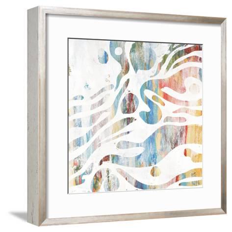 Pretty Carousel II-Rikki Drotar-Framed Art Print