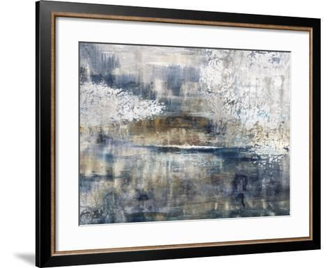 Path To The Lagoon-Alexys Henry-Framed Art Print