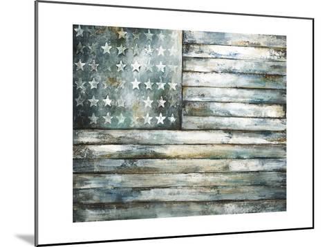 Patriotic Glory-Sydney Edmunds-Mounted Giclee Print