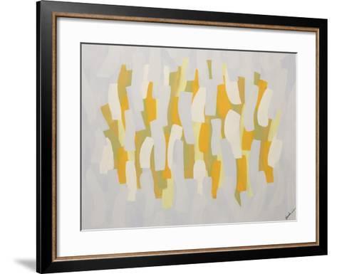 Golden Paths Home-Jolene Goodwin-Framed Art Print