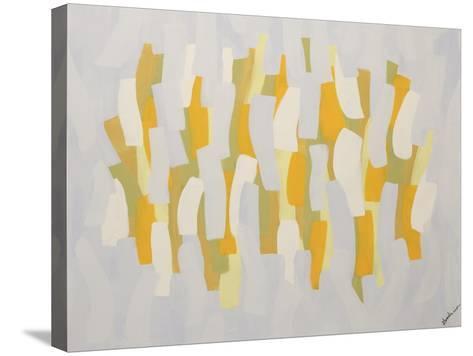 Golden Paths Home-Jolene Goodwin-Stretched Canvas Print