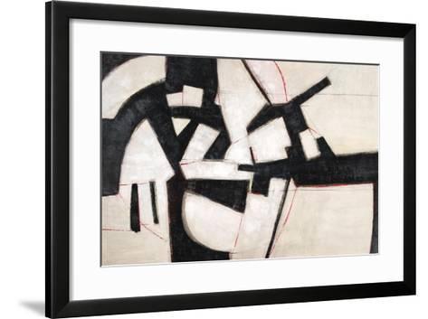 Simple Shapes-Kari Taylor-Framed Art Print