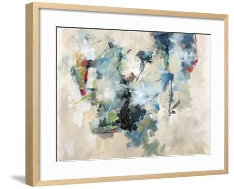 Opposite Of Idleness-Kari Taylor-Framed Art Print