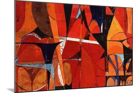 Cinnabar-Tony Wire-Mounted Giclee Print