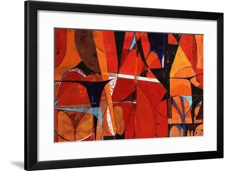 Cinnabar-Tony Wire-Framed Art Print