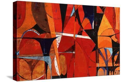 Cinnabar-Tony Wire-Stretched Canvas Print