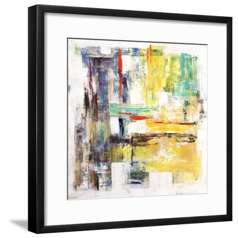 In Time For Breakfast-Alexys Henry-Framed Art Print