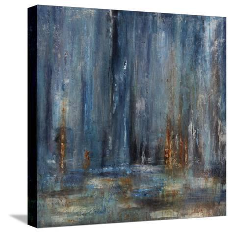 Prussian Downpour-Alexys Henry-Stretched Canvas Print