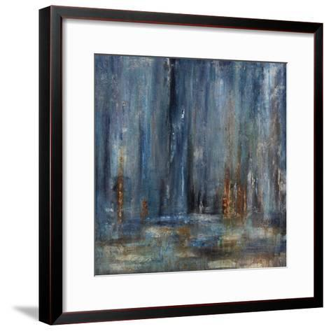 Prussian Downpour-Alexys Henry-Framed Art Print