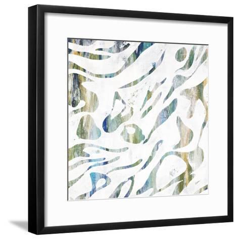 Pretty Carousel IV-Rikki Drotar-Framed Art Print