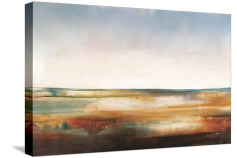 Surfers Light-Kari Taylor-Stretched Canvas Print