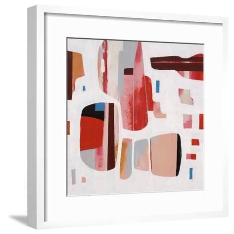 Candy Pools III-Sydney Edmunds-Framed Art Print