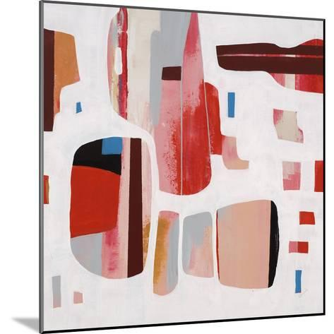 Candy Pools III-Sydney Edmunds-Mounted Giclee Print