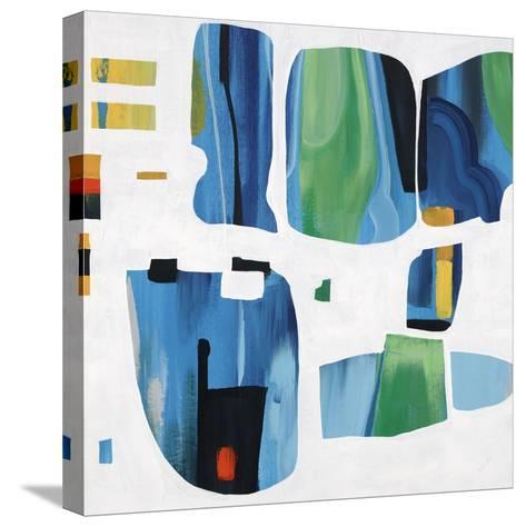 Candy Pools I-Sydney Edmunds-Stretched Canvas Print