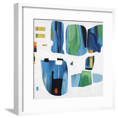 Candy Pools I-Sydney Edmunds-Framed Art Print