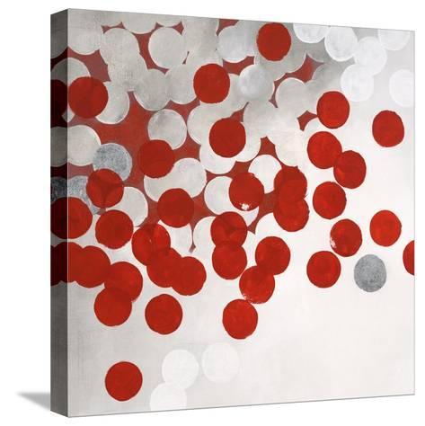 Intermingle Cirque II-Rikki Drotar-Stretched Canvas Print