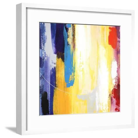 To Dream In Color IV-Sydney Edmunds-Framed Art Print