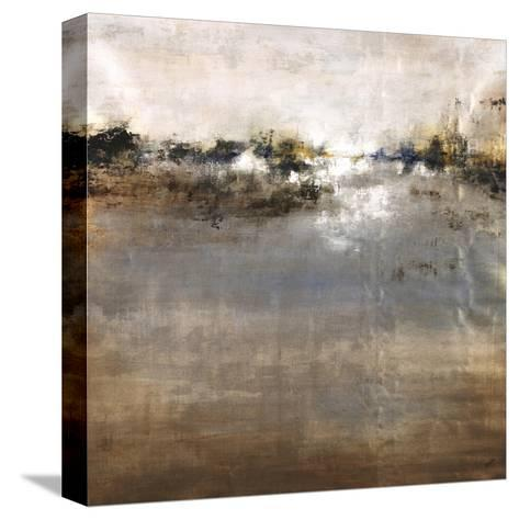Torn Between The Two-Rikki Drotar-Stretched Canvas Print