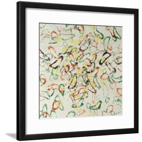 Colorful Clues-Jolene Goodwin-Framed Art Print