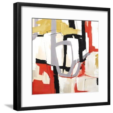 Color Coding-Sydney Edmunds-Framed Art Print