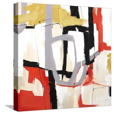Color Coding-Sydney Edmunds-Stretched Canvas Print