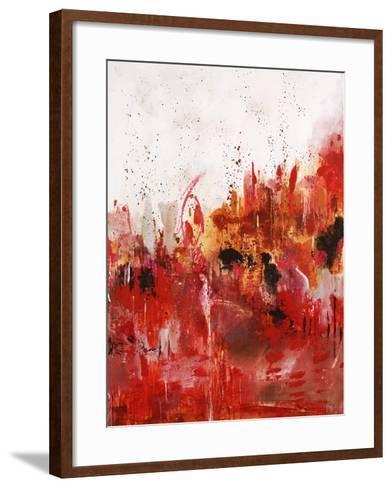 Hide and Seek III-Joshua Schicker-Framed Art Print