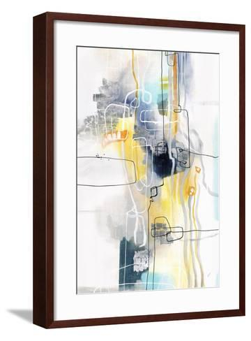 Transport-Rikki Drotar-Framed Art Print