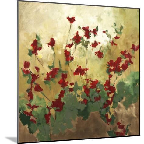Cranberry Garden-Kari Taylor-Mounted Giclee Print