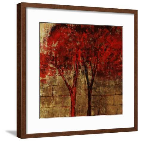 Tree Friends-Jodi Maas-Framed Art Print