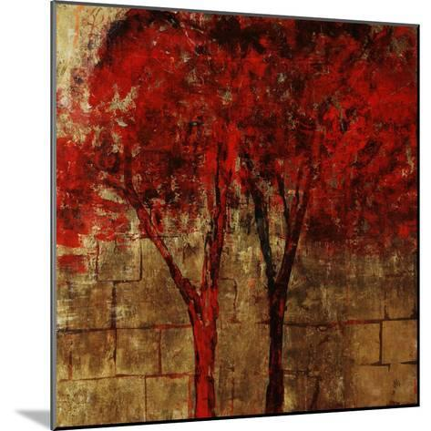 Tree Friends-Jodi Maas-Mounted Giclee Print